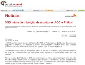 Portal do Canal SND