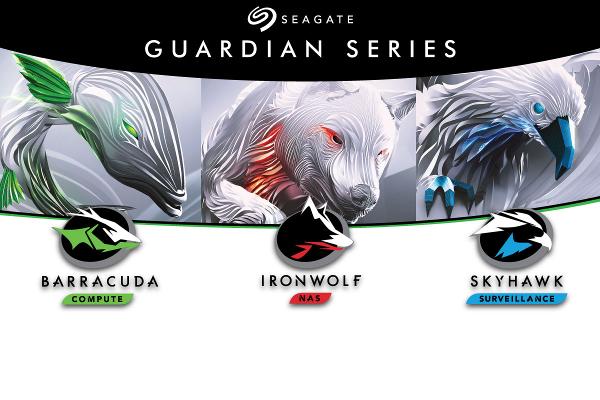 Série Guardiões Seagate
